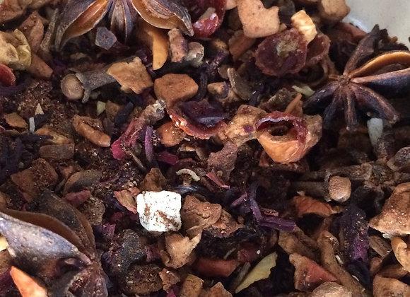 Tropical spice tea