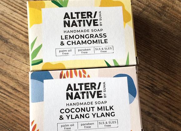 Alter/native soap