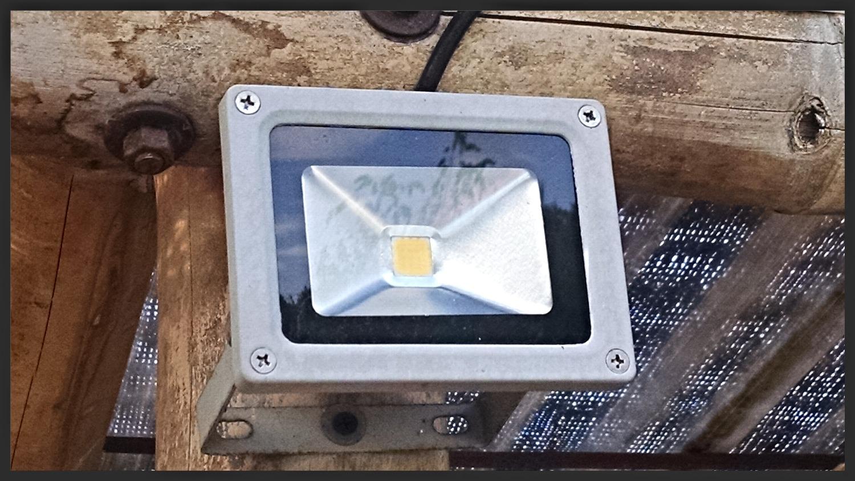 Cambio de Luminaria LED