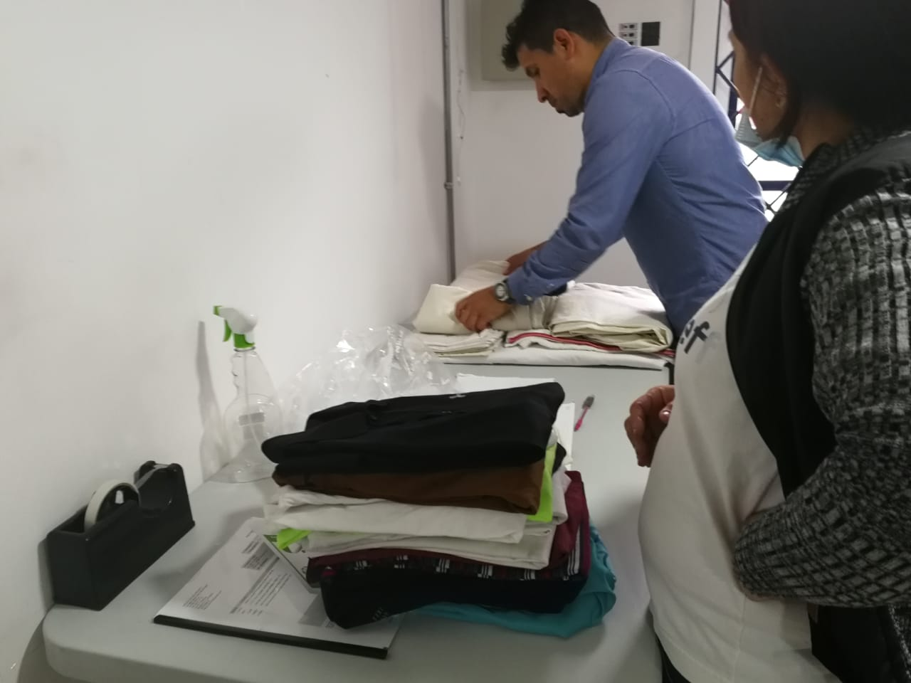 Capacitación en lavado