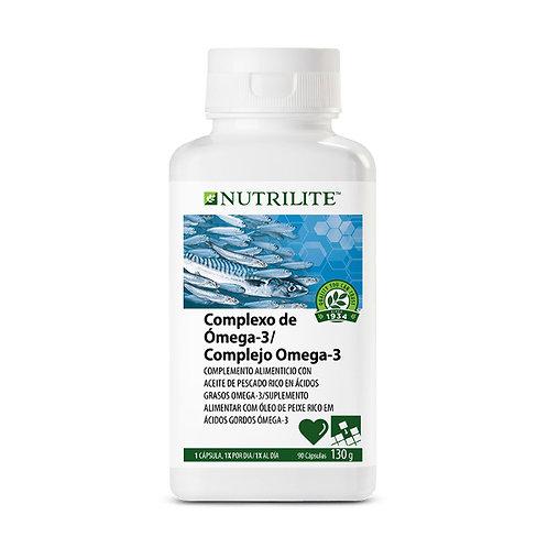 Omega 3 Plus - 90 Cápsulas