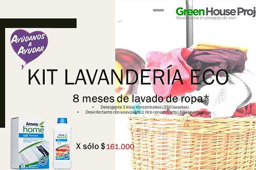 Kit Lavandería Eco