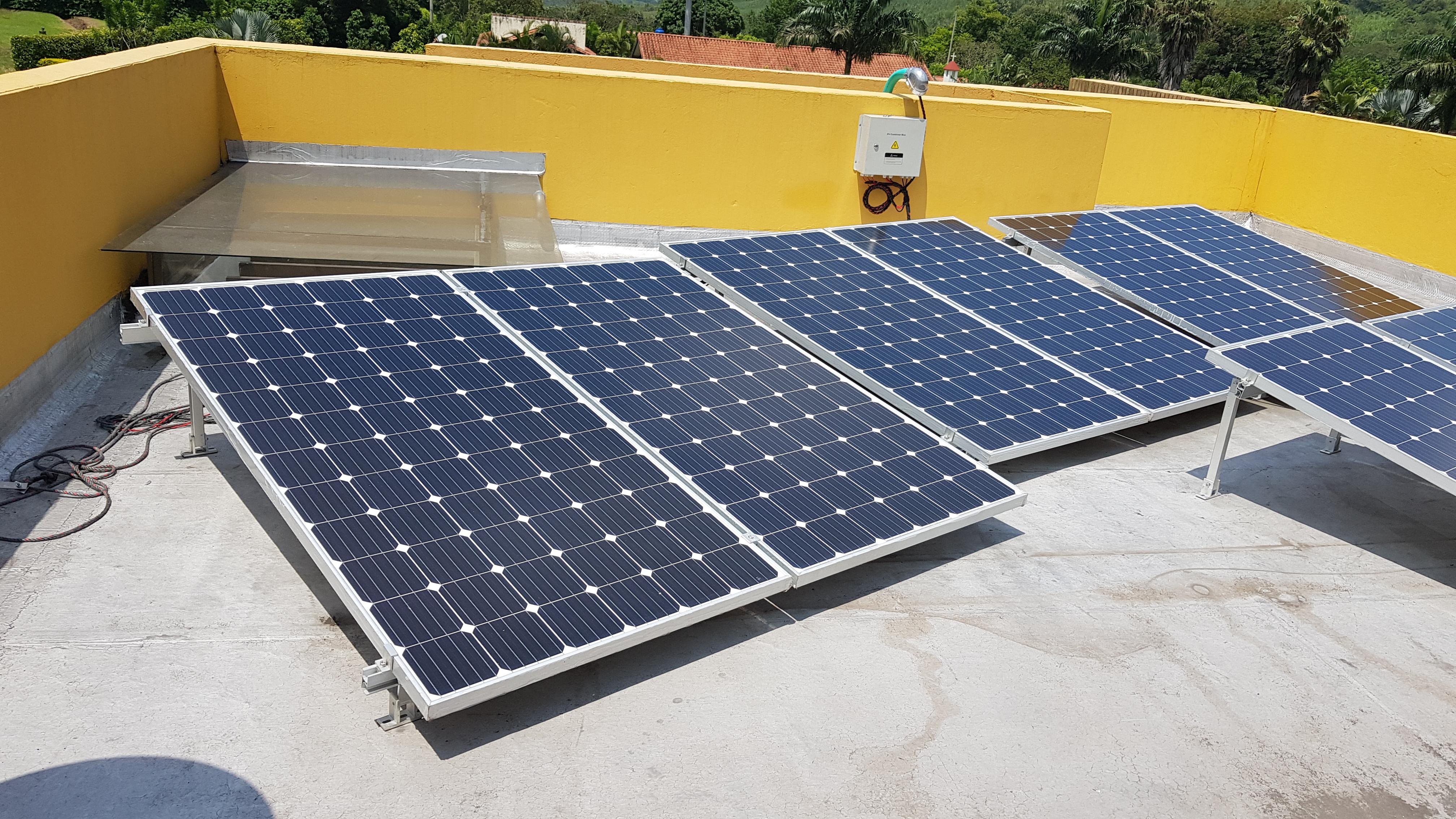 Paneles Solares 3 Kwp Monocristalino