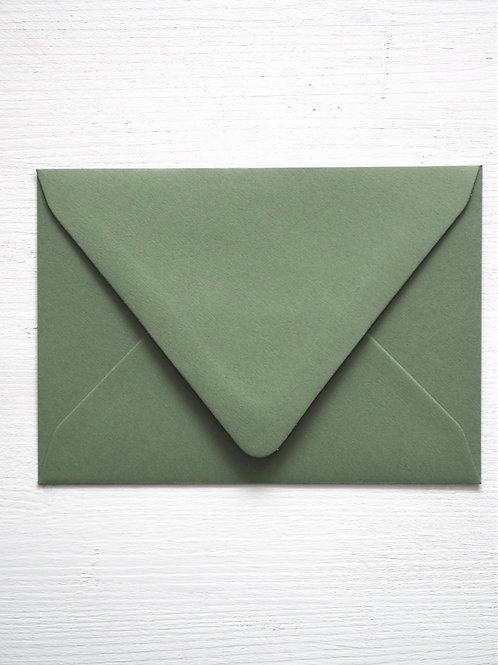 Kirjekuori Oliivi