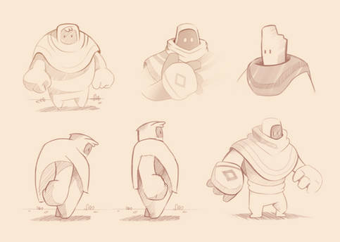 Character concept 1