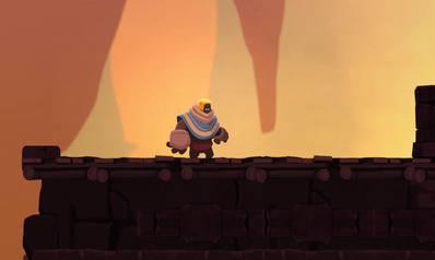 idle animation