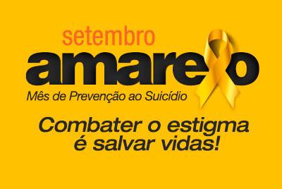 Prepare-se para a campanha Setembro Amarelo®.