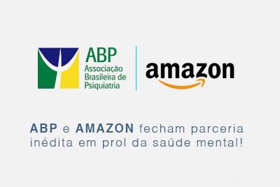 ABP e Amazon fecham parceria inédita em prol da saúde mental