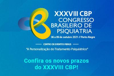 Participe do XXXVIII CBP: confira todos os prazos abertos!
