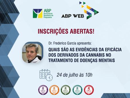 ABP Web aborda evidências da eficácia dos derivados da Cannabis no tratamento de doenças mentais
