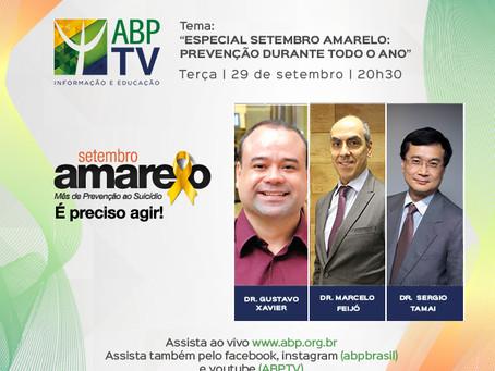 ABPTV: Prevenção durante todo o ano, com Dr. Gustavo Xavier e Dr. Marcelo Feijó e Dr. Sergio Tamai