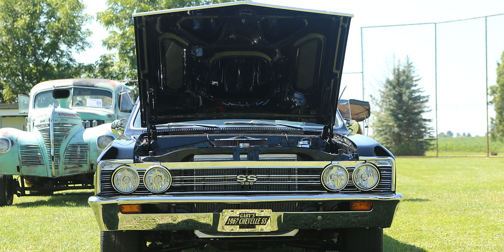 2nd Annual God & Country Car Show