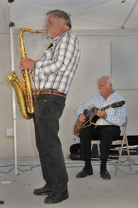 Mack Goldsbury, Curt Warren