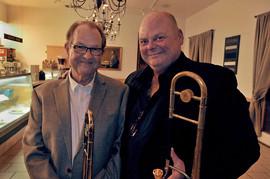 Bill and John Allred