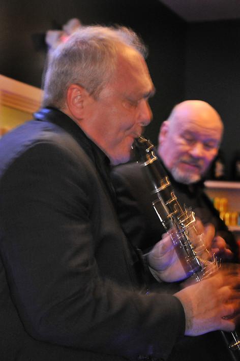 Ken Peplowski, Warren Vachè