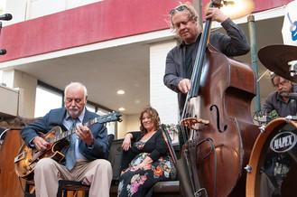 Curt Warren, Hillary Smith, & Erik Unsworth