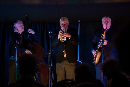 Erik Unsworth, Randy Sandke, & Harry Allen