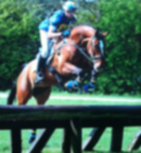 Tom Dymond, riding instructor