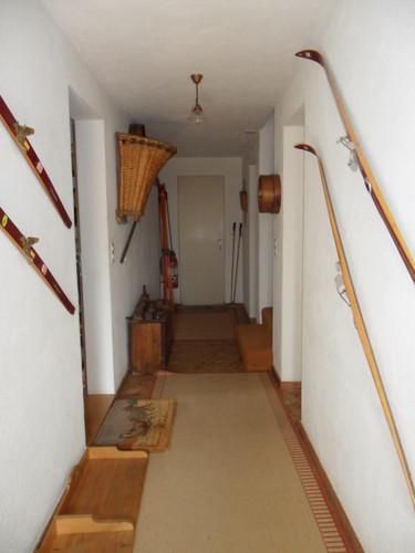Couloir villa à Gstaad