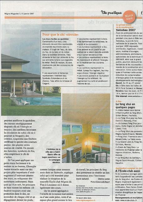 Migros Magazine - Janvier 2007 3.jpg
