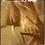 Thumbnail: Désirs, sens et velours - Pied nus contre éclairé.