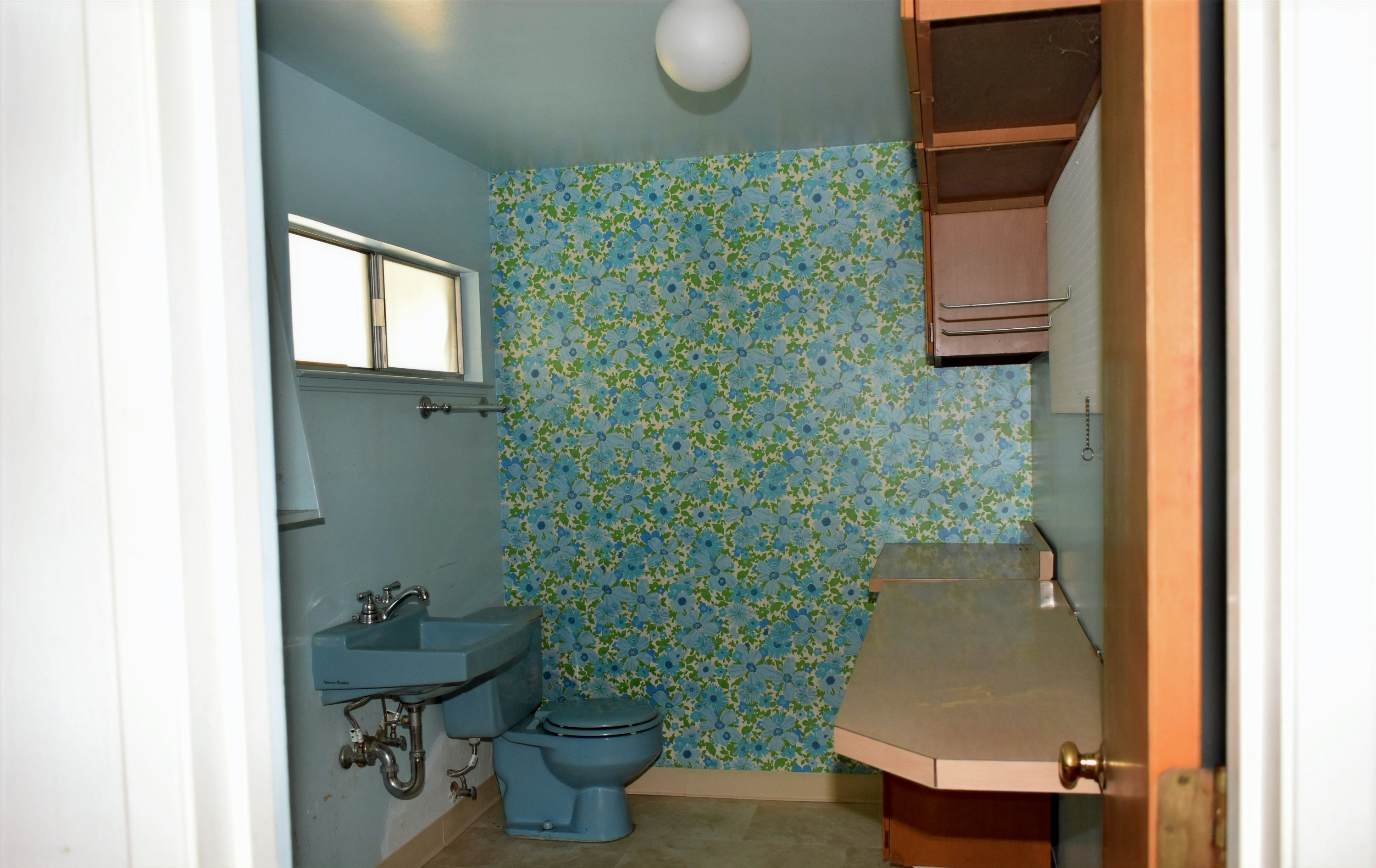 Bath/Laundry Room