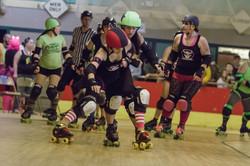 020213 vs Muscogee Rollergirls