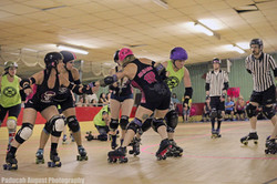 052315 vs Smoky Mountain Rollergirls