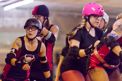 111012 vs Muscogee Rollergirls