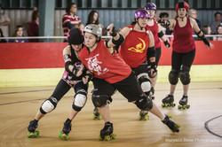 030814 vs River Region Rollergirls