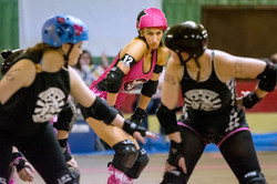 031415 vs South Coast Rollergirls