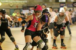 071914 vs Rome Rollergirls