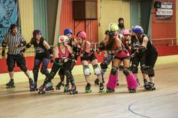 051714 vs Fort Stewart Rollergirls
