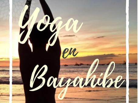 Yoga en Bayahibe