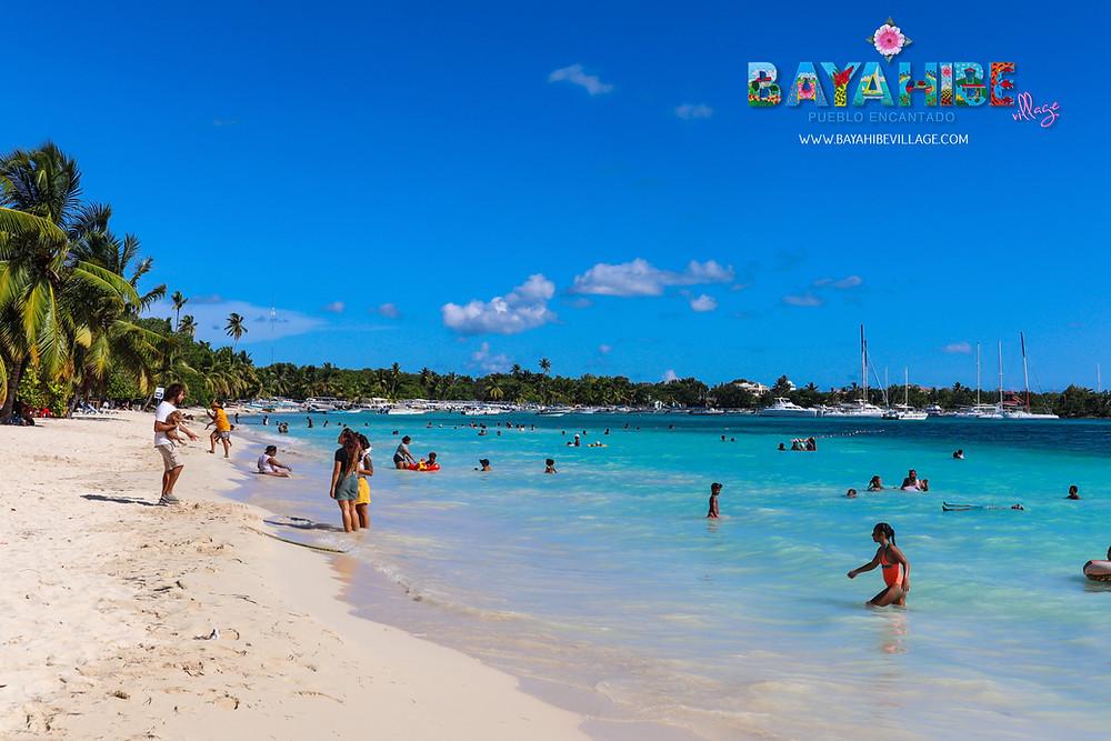 Bayahibe Beach, Playa Publica Bayahibe