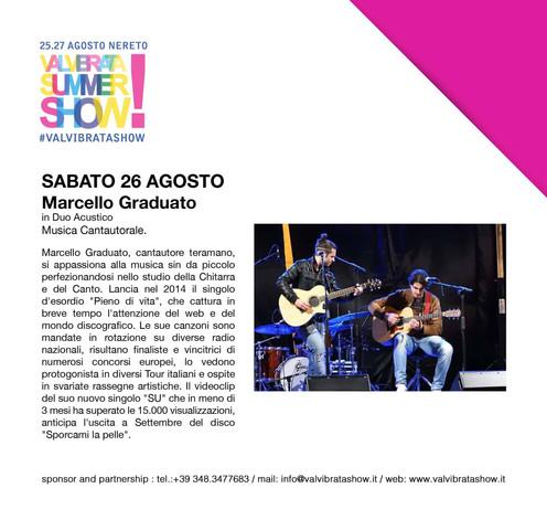 Eventi Musicali Val Vibrata Show 2017