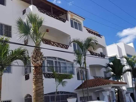 Fully furnished two bedrooms apartment for sale in Bayahibe