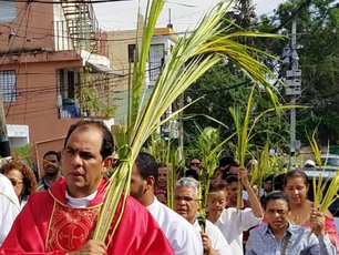 Holy Week in Dominican Republic