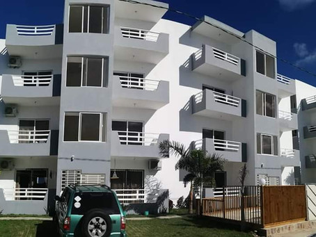 Two-room apartments 50 mq in Bayahibe