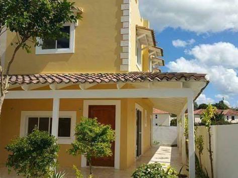 Independent Villa, 115 mq in Bayahibe