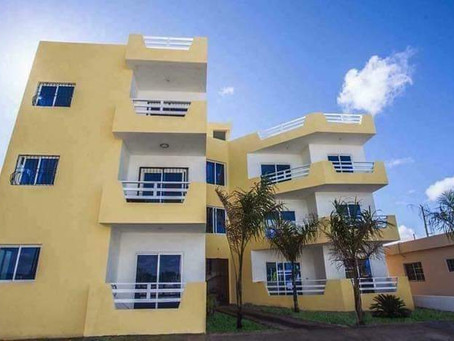 Two-room apartment located in Bayahibe