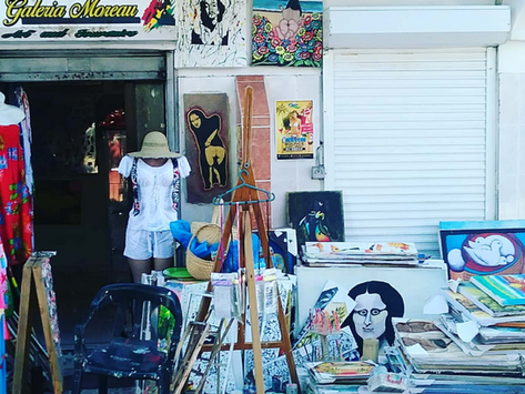 Gift shops in Bayahibe