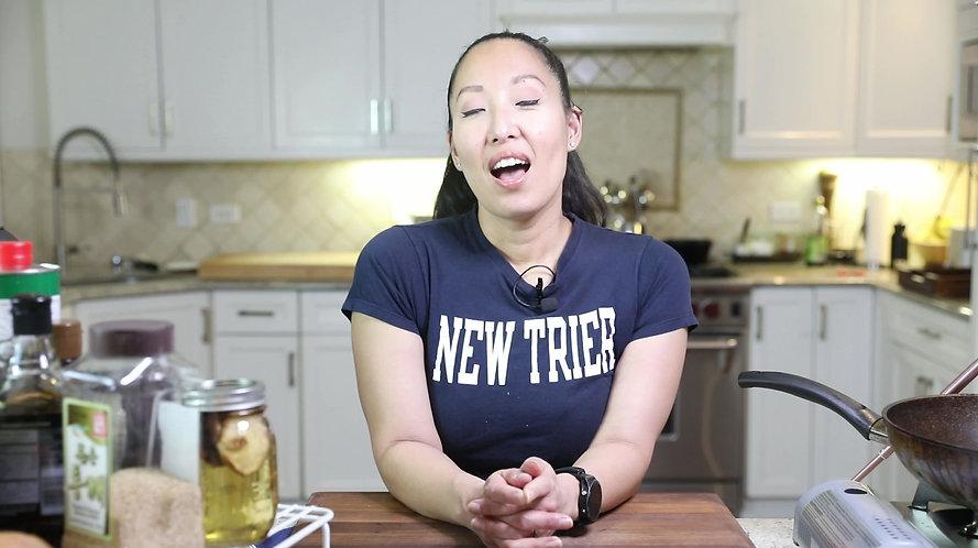 The Korean Vegan describes her experience on Chibo.