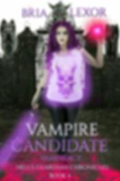NEW Vampire Candidate- Glowiing Skull-Wo