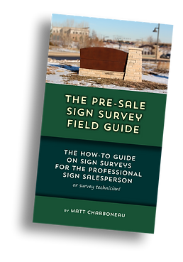 Sign Survey Field Guide