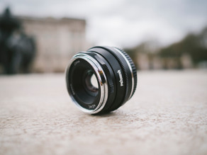 Pergear 25mm f/1.8 Lens