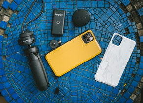 BitPlay SNAP! Case, Clip and inSpire Tripod (for iPhone)