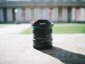 Laowa 9mm f/2.8 Zero-D Lens