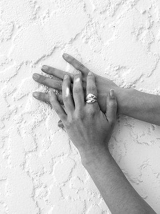 Bonnie & Clyde Ring Set