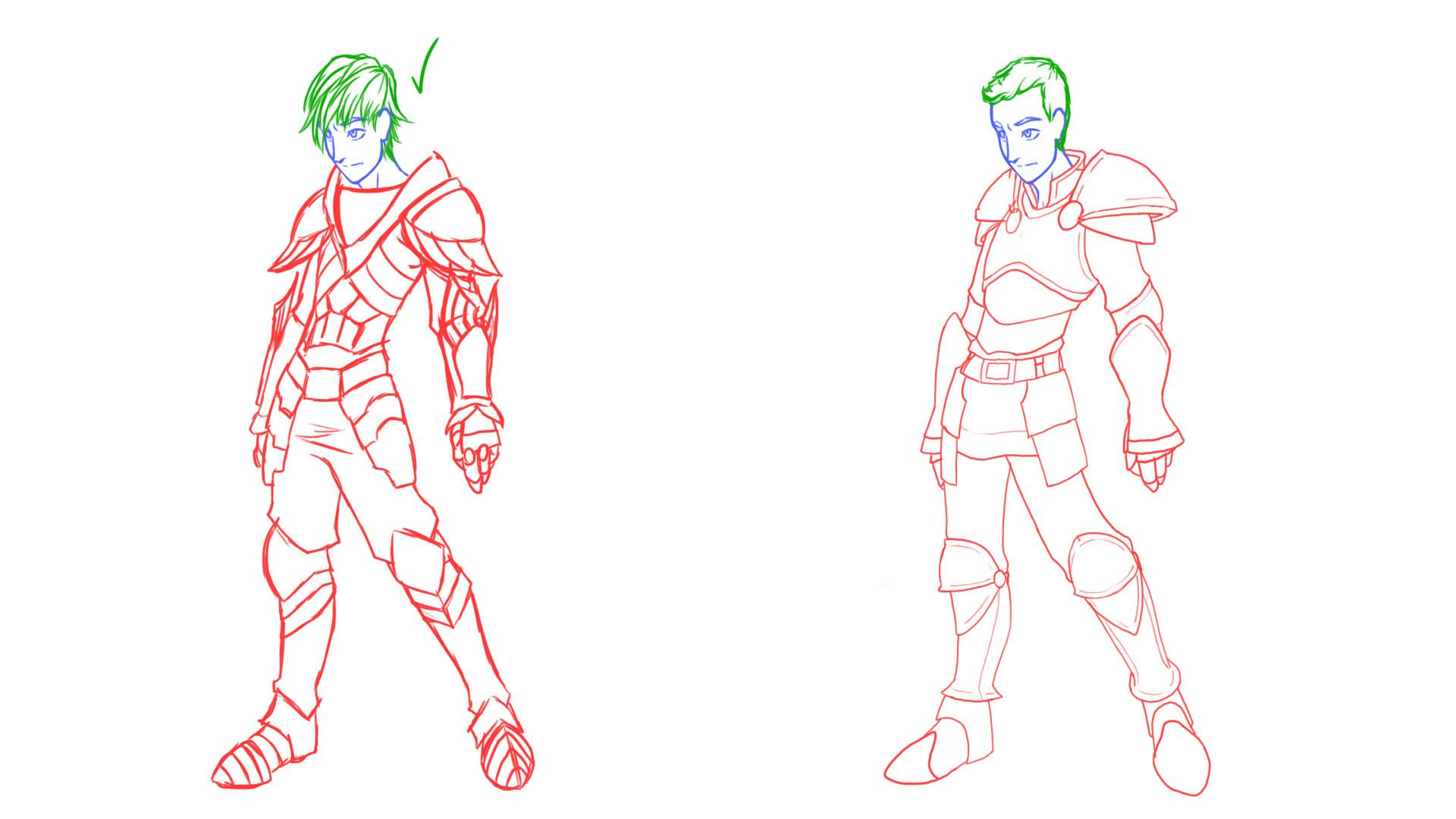 Nick: Armor Concept 2